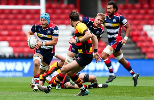 Robinson to make Cardiff Blues switch for 2018/19 season