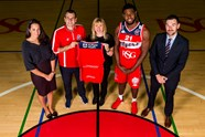 Bristol Flyers extend elite partnership with Nuffield Health
