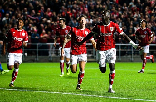 Highlights: Bristol City 2-0 Stoke City