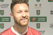 Video: Matty Taylor Post-Stoke City home