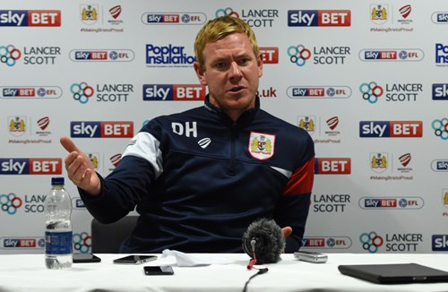 In brief: Pre-Birmingham City home press conference