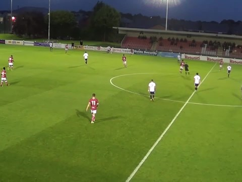 Highlights: Bolton Wanderers Under-23s 1-0 Bristol City Under-23s