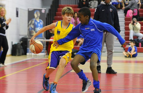 Flyers Half-Term Basketball Camp