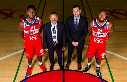 Bristol Flyers and SGS College announce three-year venue partnership