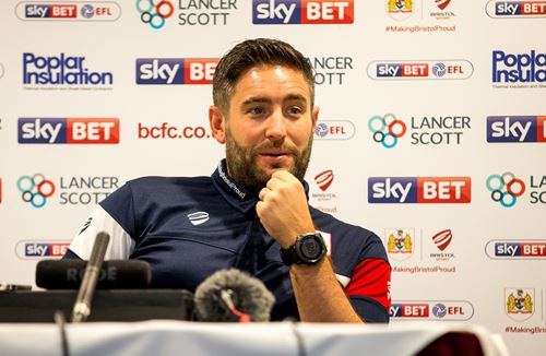 In brief: Pre-Millwall away press conference