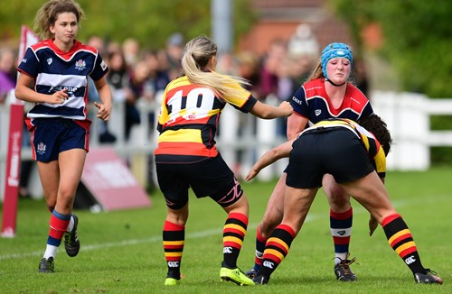 Eight Bristol Ladies included in Wales training squad