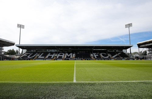 Fulham away sold out reminder
