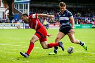 Video: Bedford Blues 38-61 Bristol Rugby