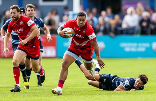 Report: Bedford Blues 38-61 Bristol Rugby