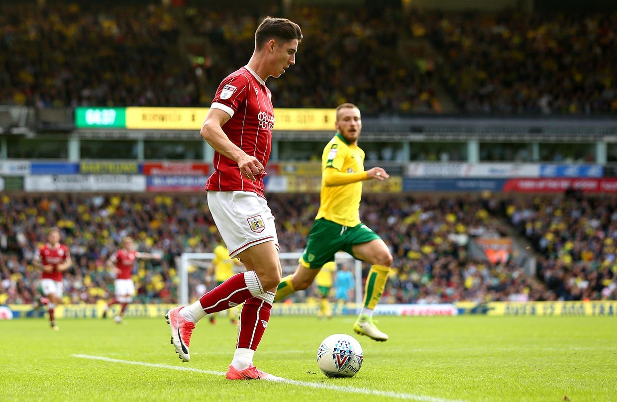 Action: Norwich City 0-0 Bristol City thumbnail