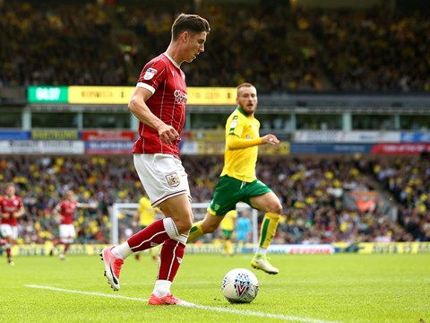 Action: Norwich City 0-0 Bristol City