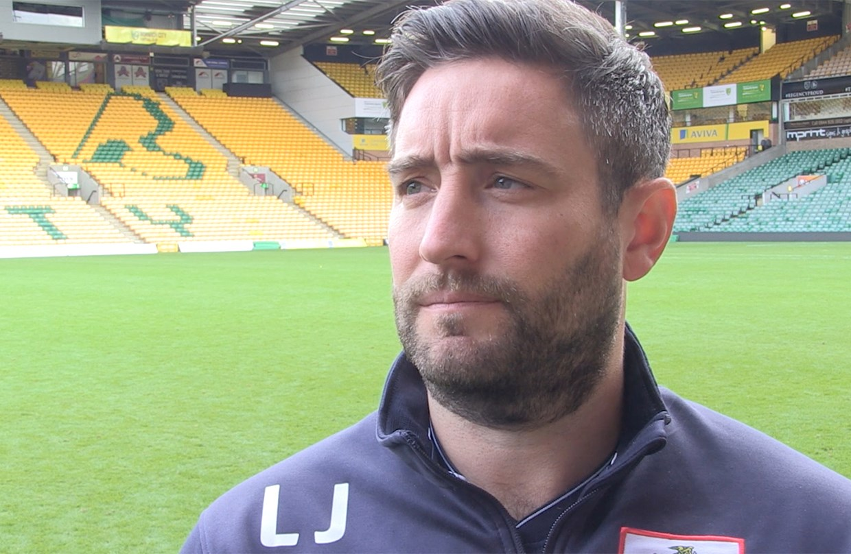 Video: Lee Johnson Post-Norwich City away thumbnail