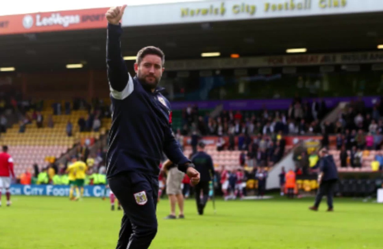 Audio: Lee Johnson Post-Norwich City away press conference thumbnail