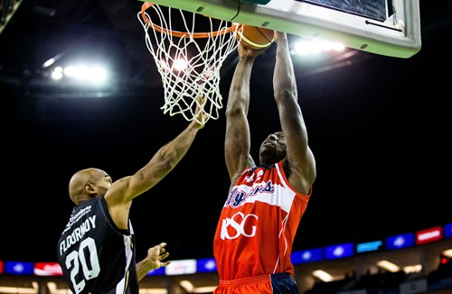 Report: British Basketball All-Stars Championship