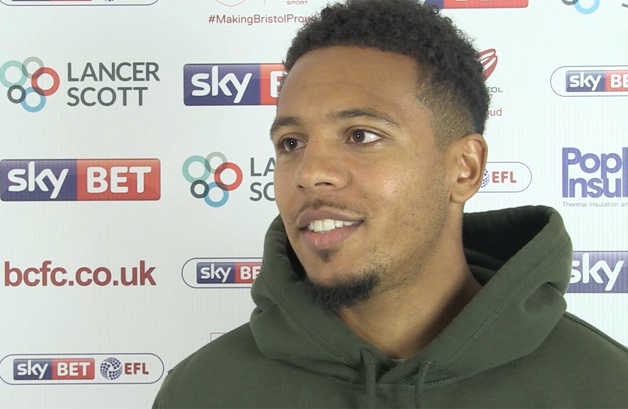 Video: Korey Smith Pre-Bolton Wanderers home thumbnail