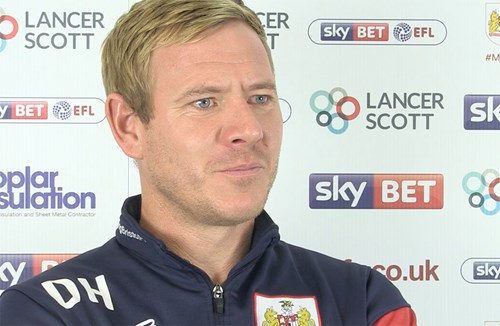Video: Dean Holden Pre-Bolton Wanderers home
