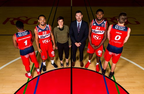 ONEPOST extend elite partnership with Bristol Flyers