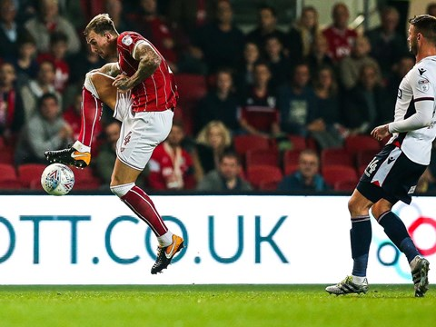 Extended: Bristol City 2-0 Bolton Wanderers