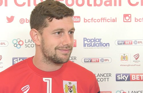 Video: Frank Fielding Pre-Ipswich Town away