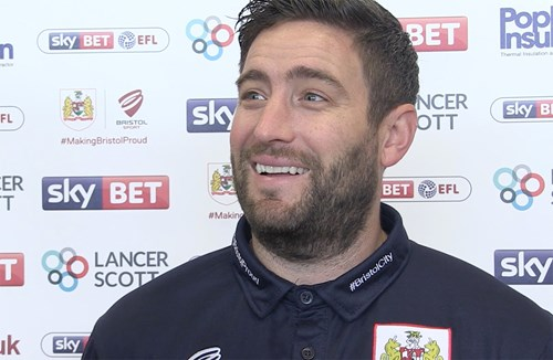 Video: Lee Johnson Pre-Ipswich Town away
