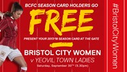 West Country derby for City Women
