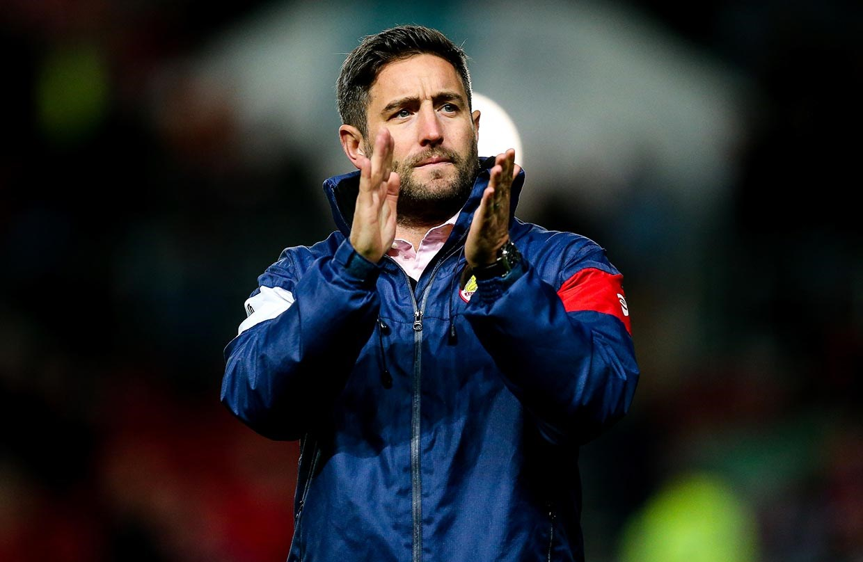 Audio: Lee Johnson Pre-Ipswich Town away press conference thumbnail