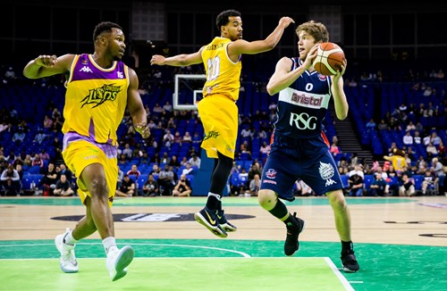 Preview » Manchester Giants v Bristol Flyers