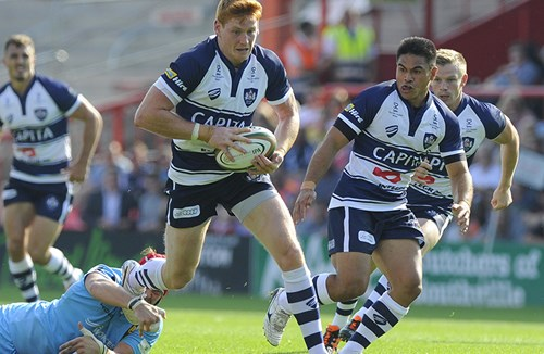 Report: Bristol Rugby 50-34 Connacht