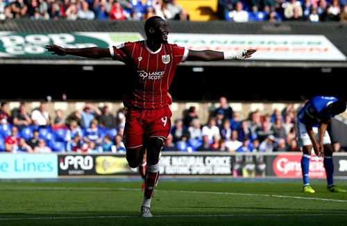 Highlights: Ipswich Town 1-3 Bristol City