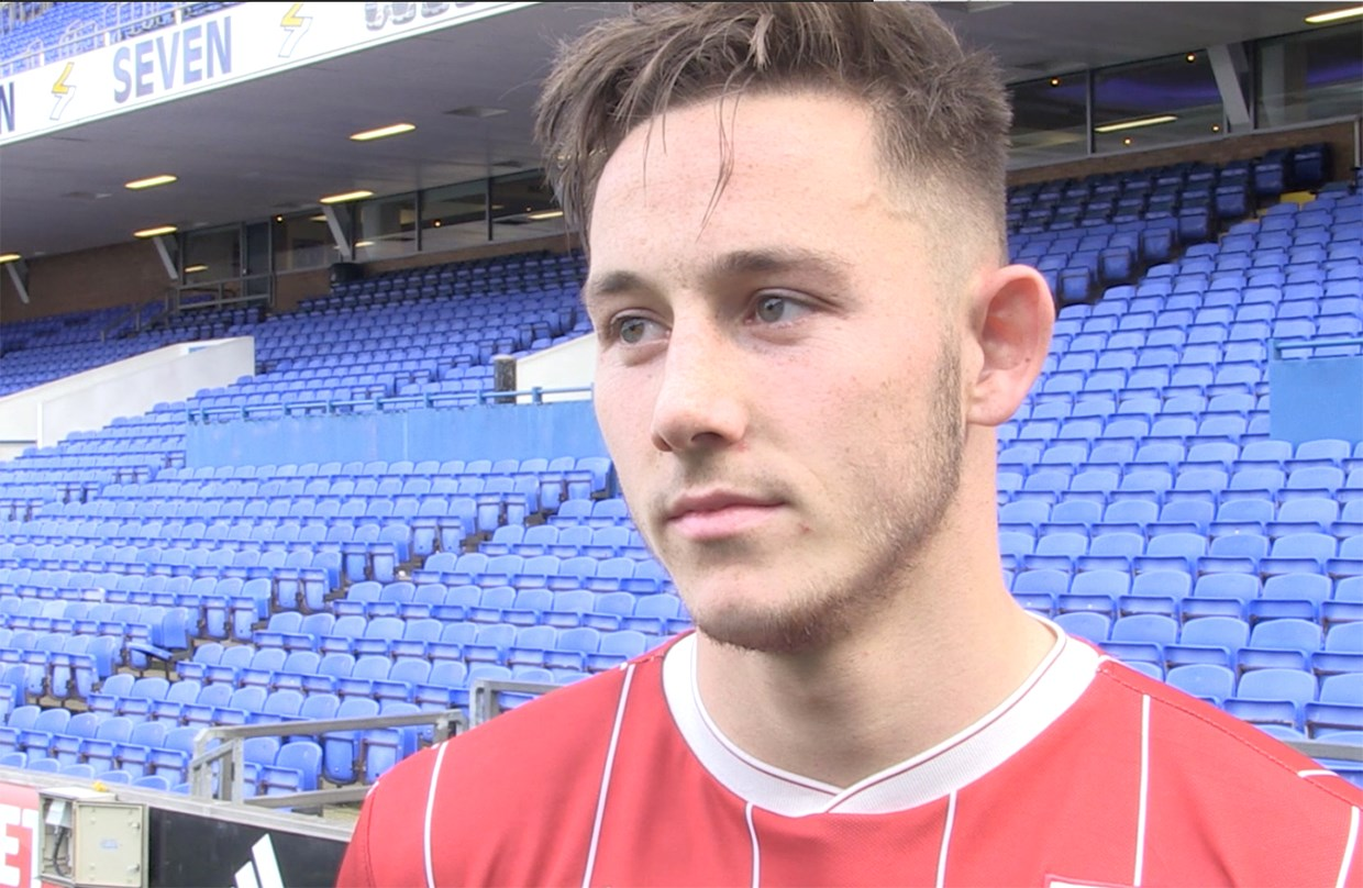 Video: Josh Brownhill Post-Ipswich Town away thumbnail