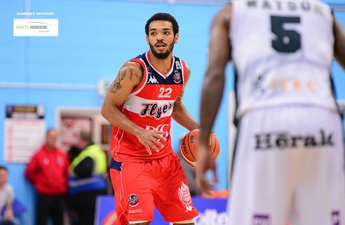 Report: Bristol Flyers 87-75 Plymouth Raiders