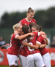 City Women trio earn Wales call-ups
