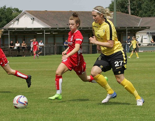 Report: Millwall Lionesses 3 - Bristol City Women Development Squad 2