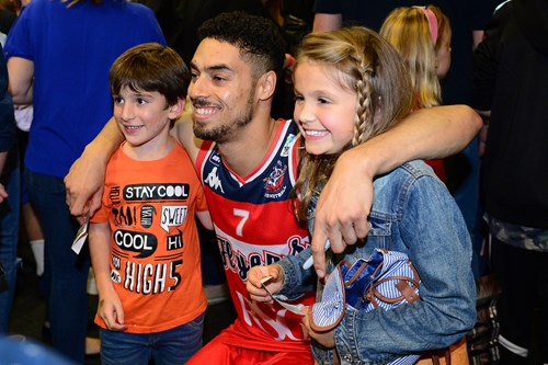 Gallery: Bristol Flyers 87-75 Plymouth Raiders