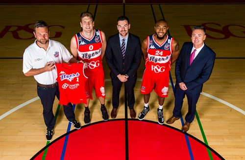 Bristol Flyers welcome Lancer Scott as an elite partner