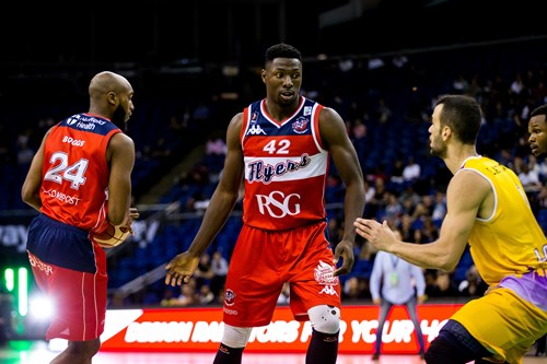 Edozie named in BBL team of the week