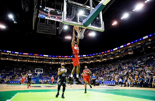 Bristol Flyers 'Top 5' plays of the month - September 2017