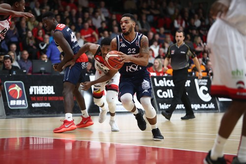 Report: Leicester Riders 79-59 Bristol Flyers