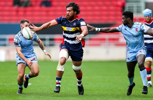 Report: Bristol Rugby 47-26 London Scottish