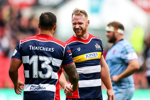 Video: Bristol Rugby 47-26 London Scottish