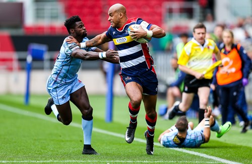 Video: Varndell relishing attacking style