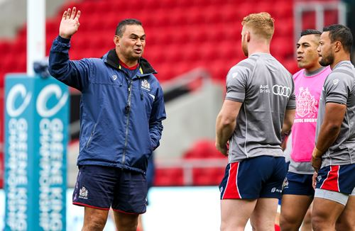 Video: Lam talks to media after victory over Exiles