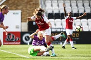 Report: Arsenal Women 1-1 Bristol City Women