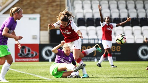 Preview: Bristol City Women v Arsenal