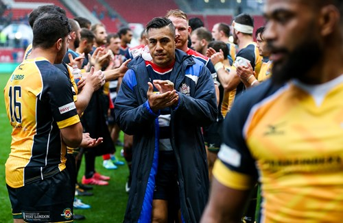 In-Depth: Tusi Pisi on drive, direction and a 'special moment'