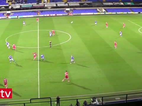 Highlights: Ipswich Town Under-23s 2-2 Bristol City Under-23s