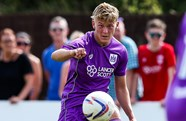 Report: Cirencester Town 1-2 Bristol City Under-23s