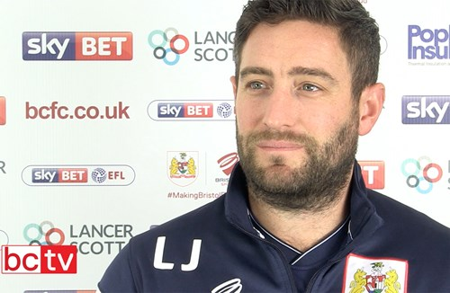 Video: Lee Johnson Pre-Burton Albion home