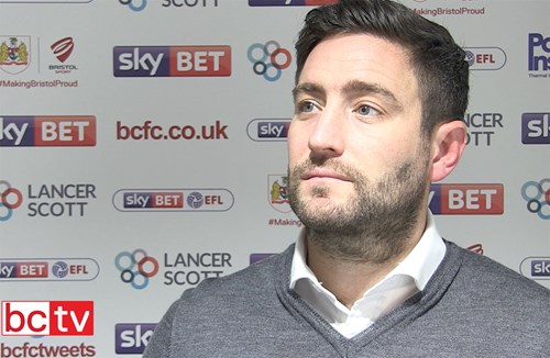 Video: Lee Johnson Post-Burton Albion home