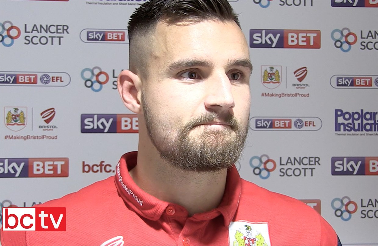 Video: Bailey Wright Post-Burton Albion  thumbnail